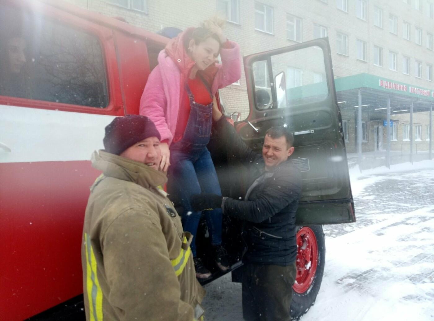 В Одесской области спасли роженицу, - ФОТО, фото-33