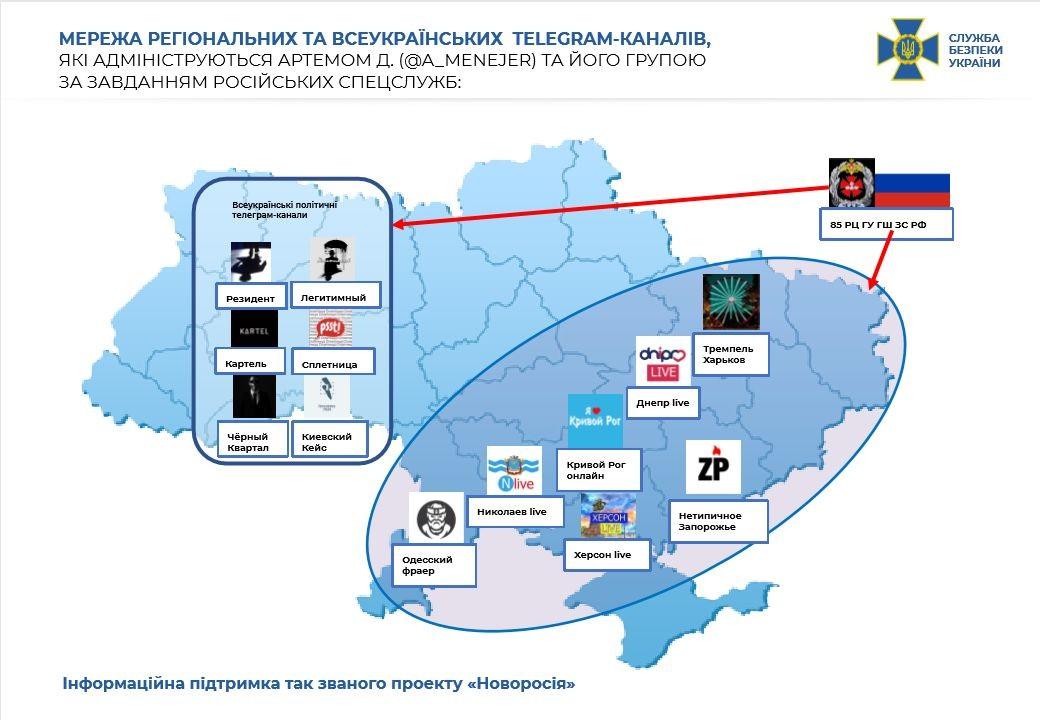 Одесский телеграм-канал уличили в связях с российскими спецслужбами, - ФОТО4