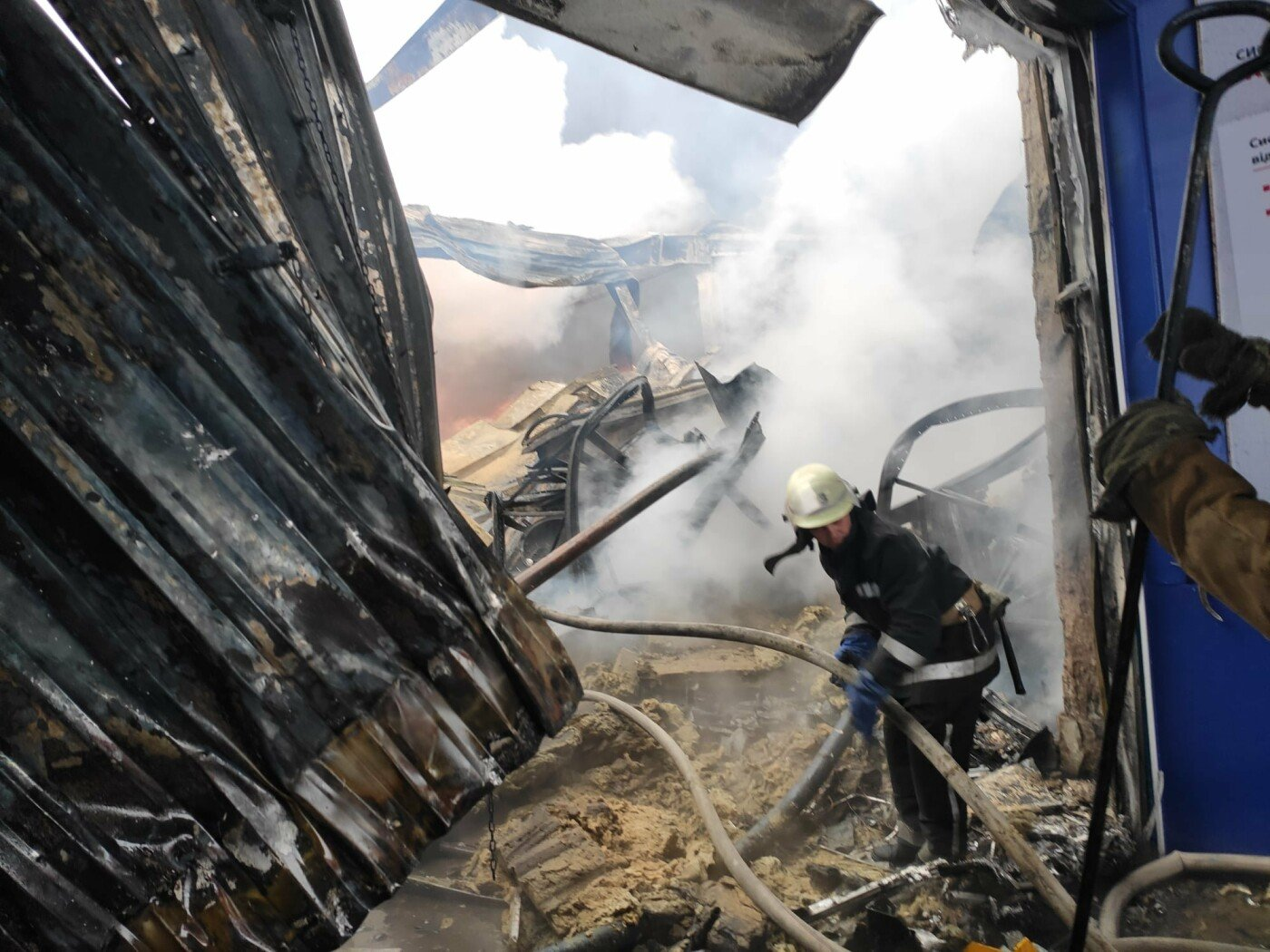 Пожар в Одессе сегодня: спасли кота, - ФОТО, фото-14