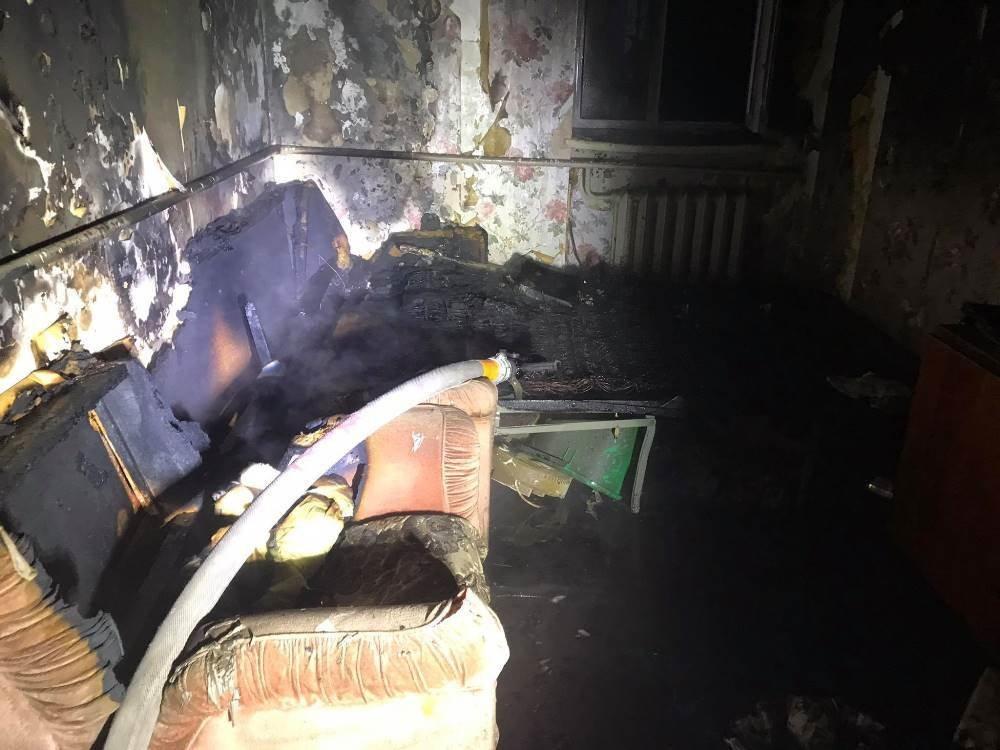 В Одессе горела квартира, есть погибший, - ФОТО, фото-11