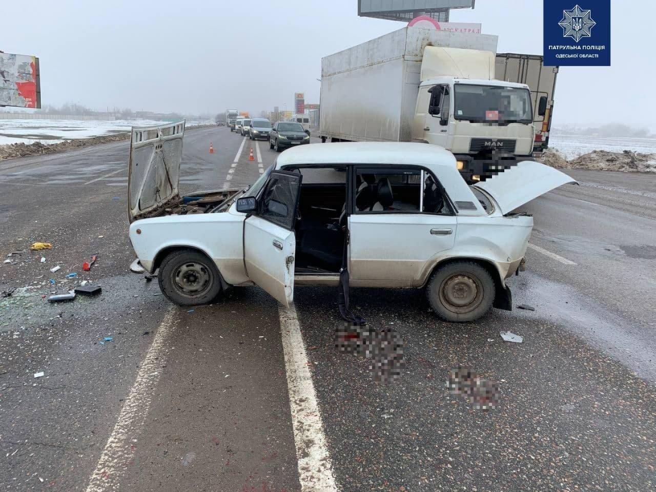 Четыре авто, в том числе Ягуар: в Одессе произошло масштабн..., фото-22