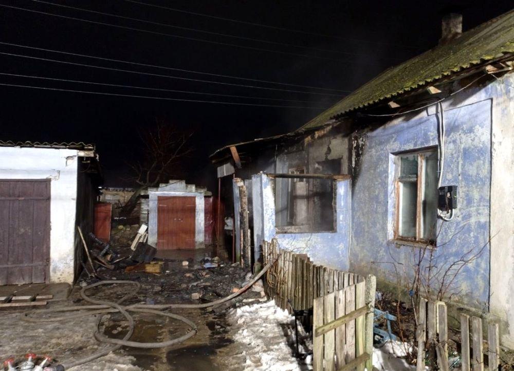 Короткое замыкание: в Одесской области на пожаре пострадала..., фото-11