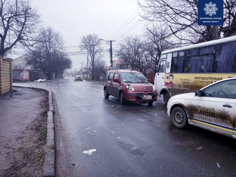 В Одессе водитель сбил подростка, - ФОТО1