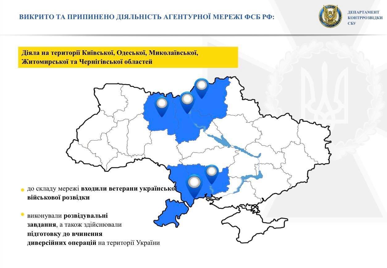В Одесской области СБУ пресекла деятельность ФСБ, - ФОТО1