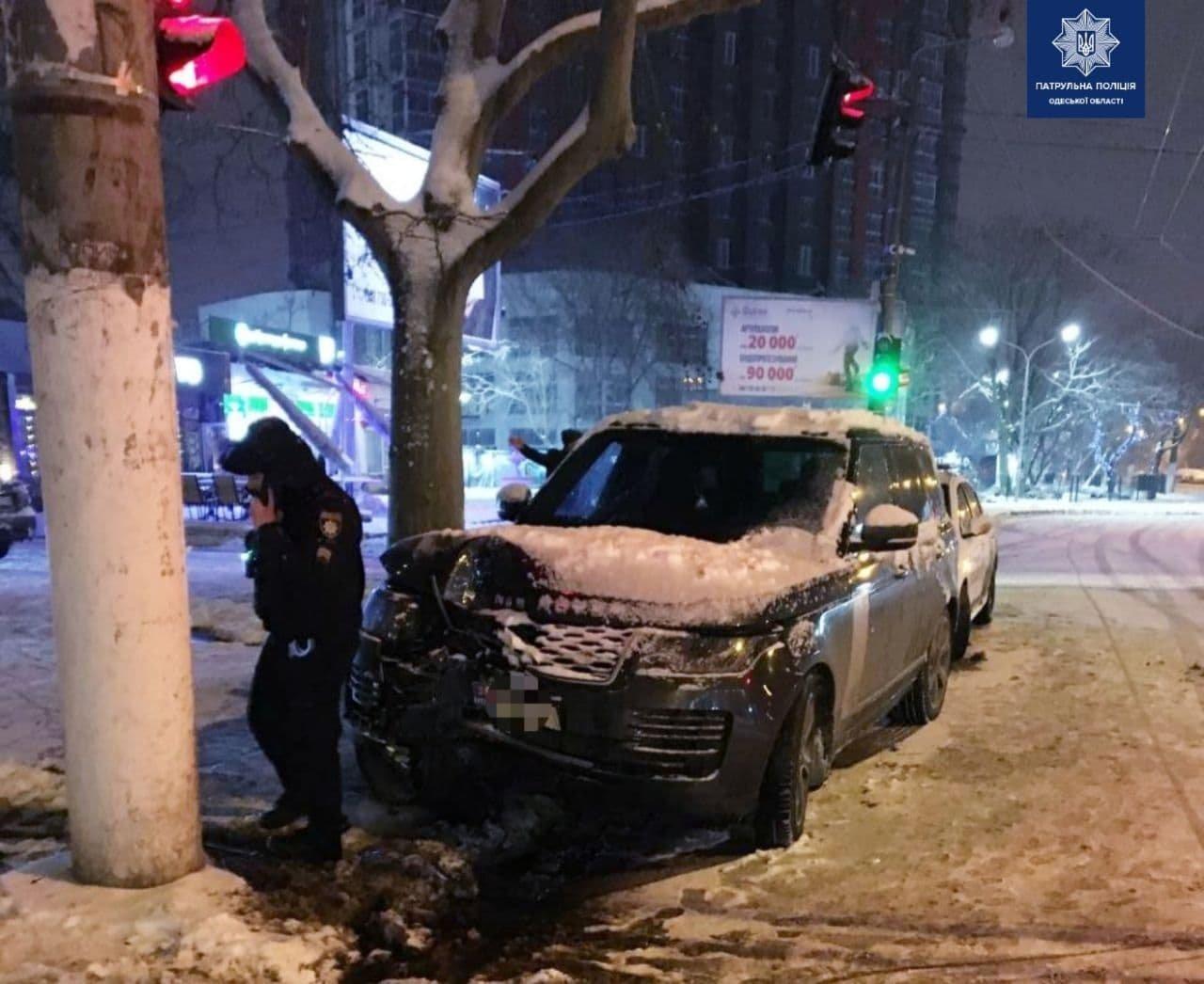 В Одессе нетрезвый водитель на Range Rover совершил ДТП, -..., фото-11