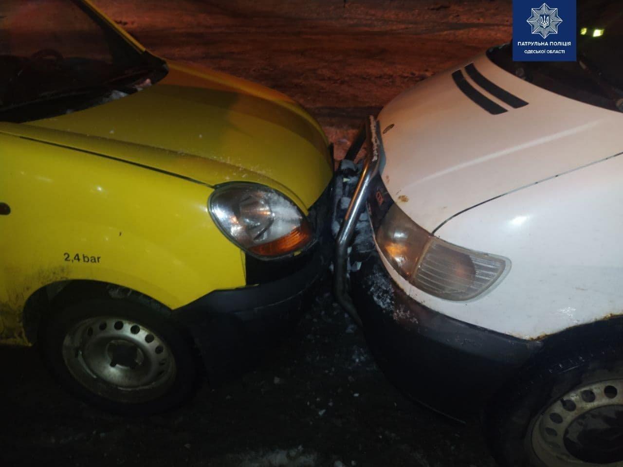 В Одессе пьяный водитель устроил ДТП и разбил 7 автомобилей..., фото-22