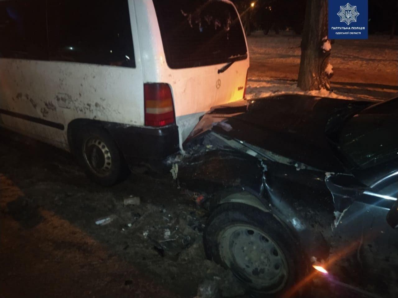 В Одессе пьяный водитель устроил ДТП и разбил 7 автомобилей..., фото-44