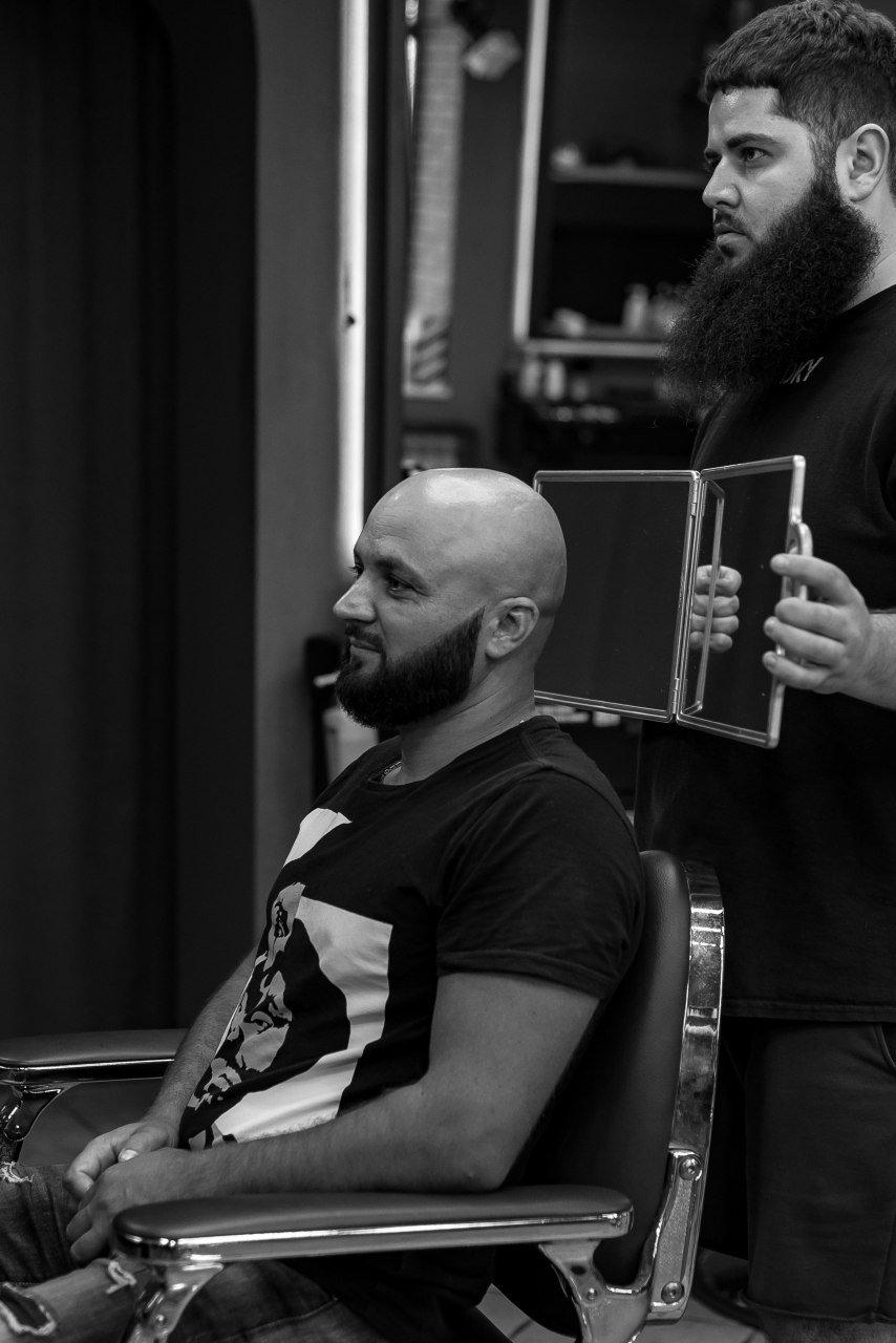 Лучшие барбершопы Одессы - стрижка усов и бороды в Одессе, фото-10