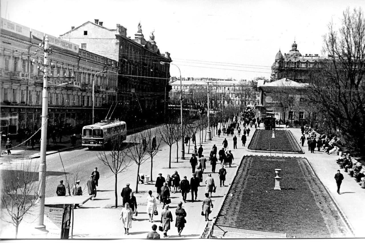 Старая Одесса: 10 атмосферных кадров, сделанных много лет назад, - ФОТО, фото-1