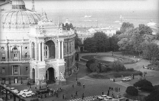 Старая Одесса: 10 атмосферных кадров, сделанных много лет назад, - ФОТО, фото-8