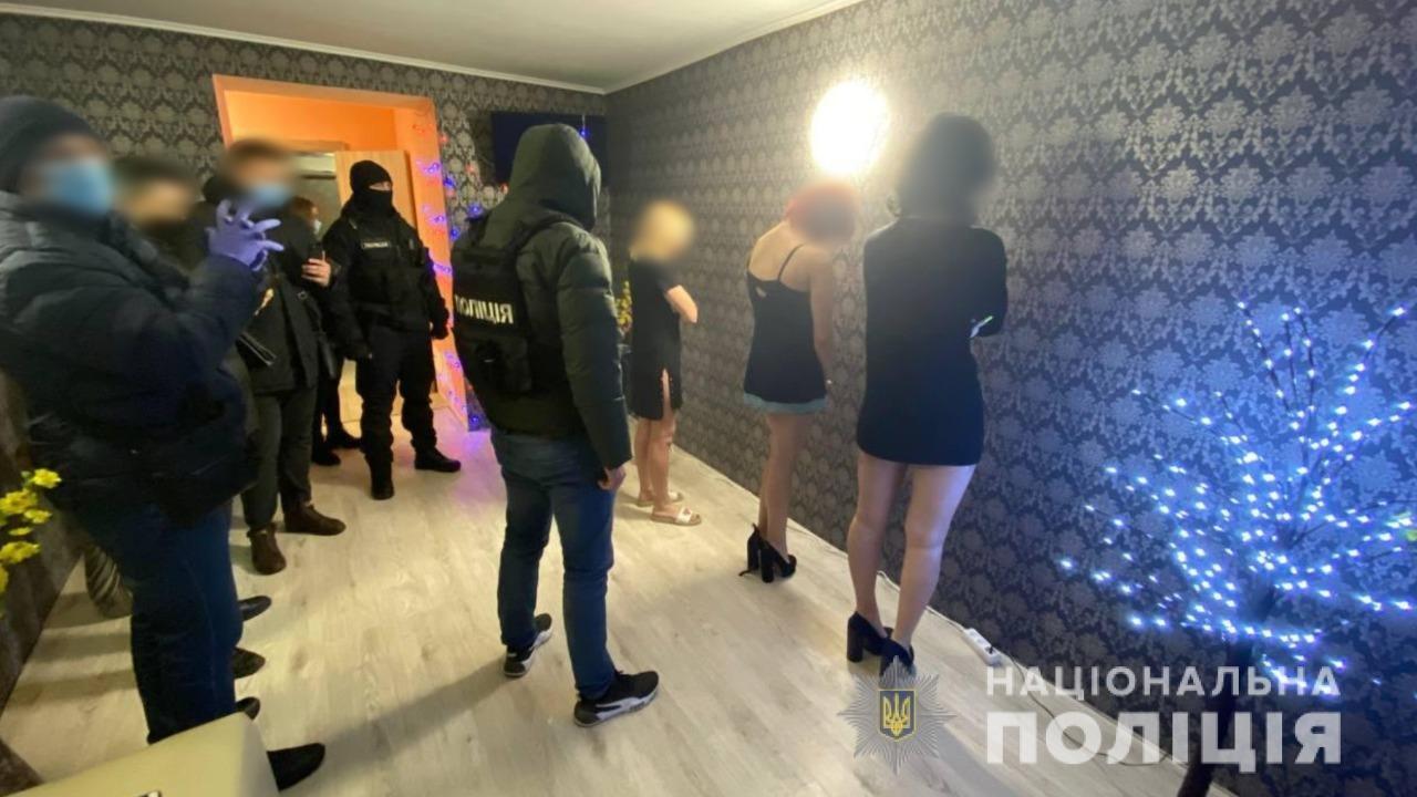 Полиция разоблачила бордель в Одессе, - ФОТО, фото-2