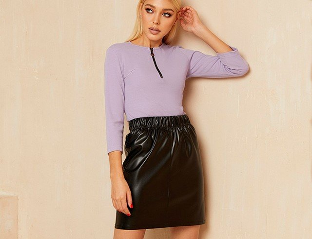 Актуальные мини юбки: гид по моделям, фото-1
