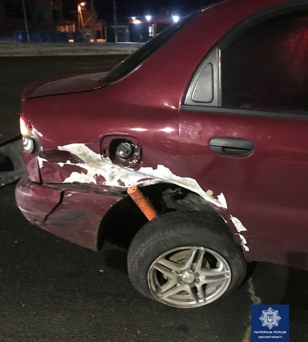 В Одессе по вине пьяного водителя произошло тройное ДТП, есть пострадавшая, - ФОТО, фото-3