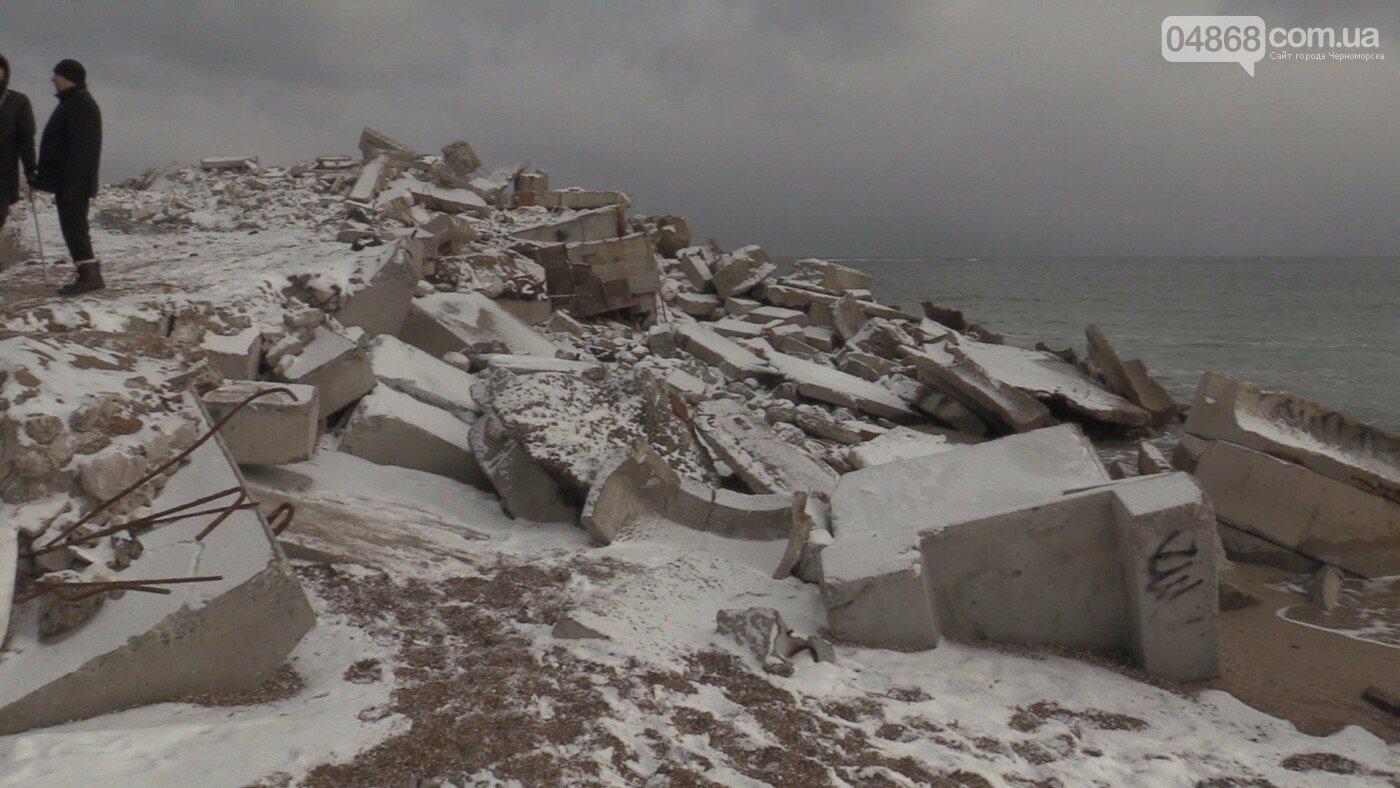 В Черноморске будут решать проблемы с оползнями, - ФОТО, ВИДЕО, фото-3