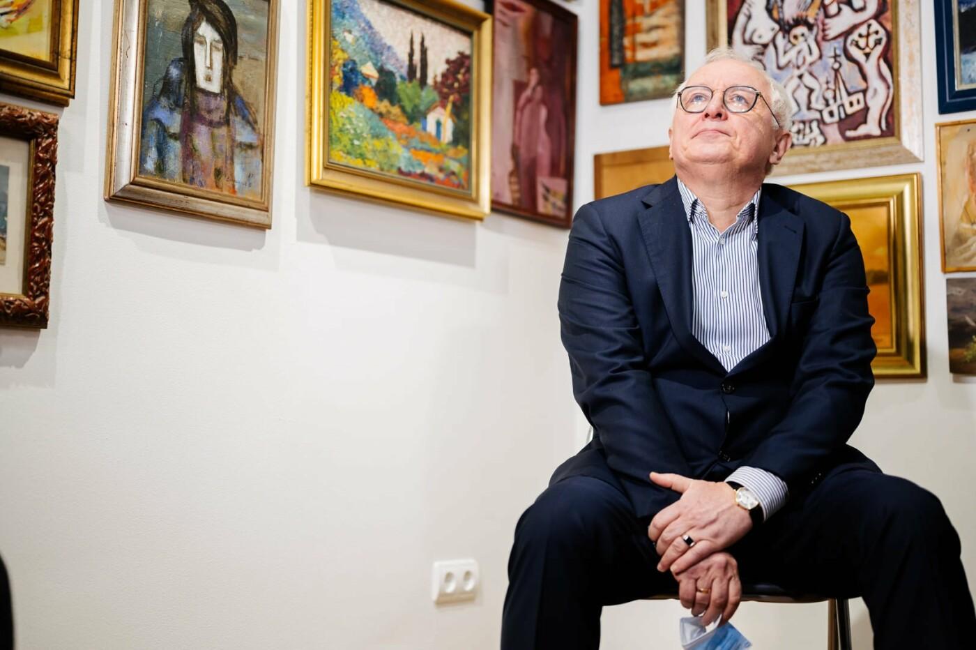 Работы одесских художников будут представлены в парижском музее, - ФОТО , фото-2