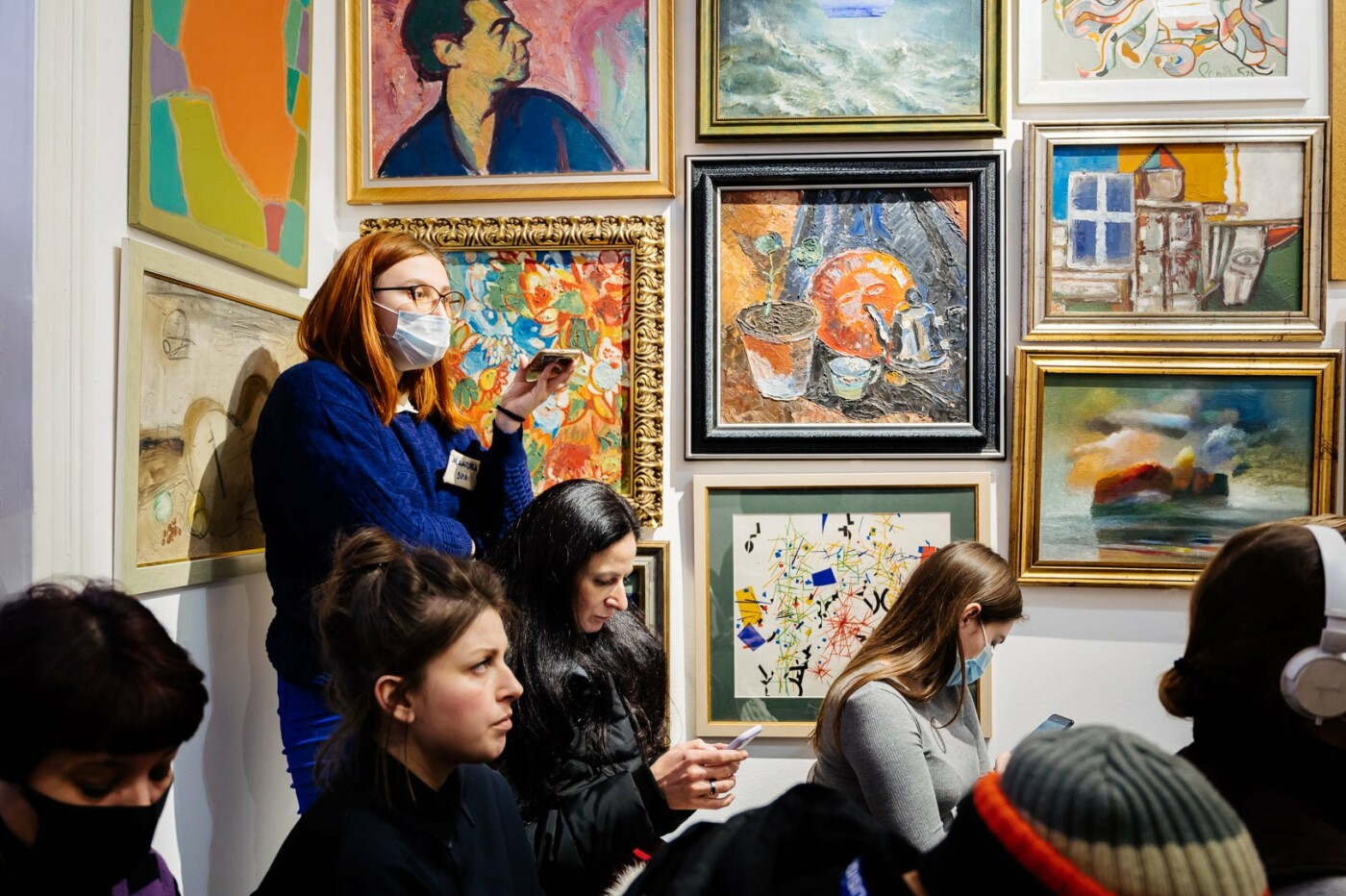 Работы одесских художников будут представлены в парижском музее, - ФОТО , фото-3