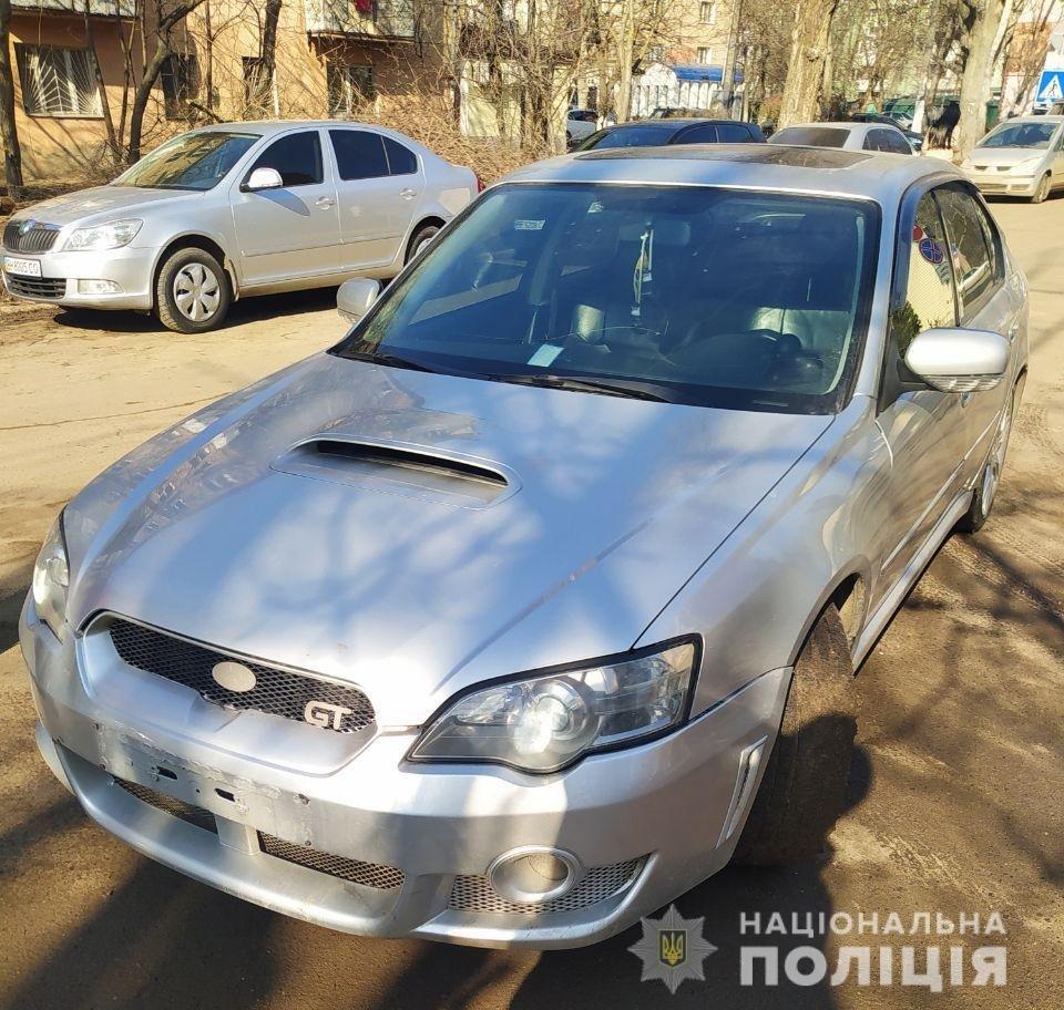 Полиция нашла и вернула два угнанных у одесситов автомобиля, - ФОТО, фото-1