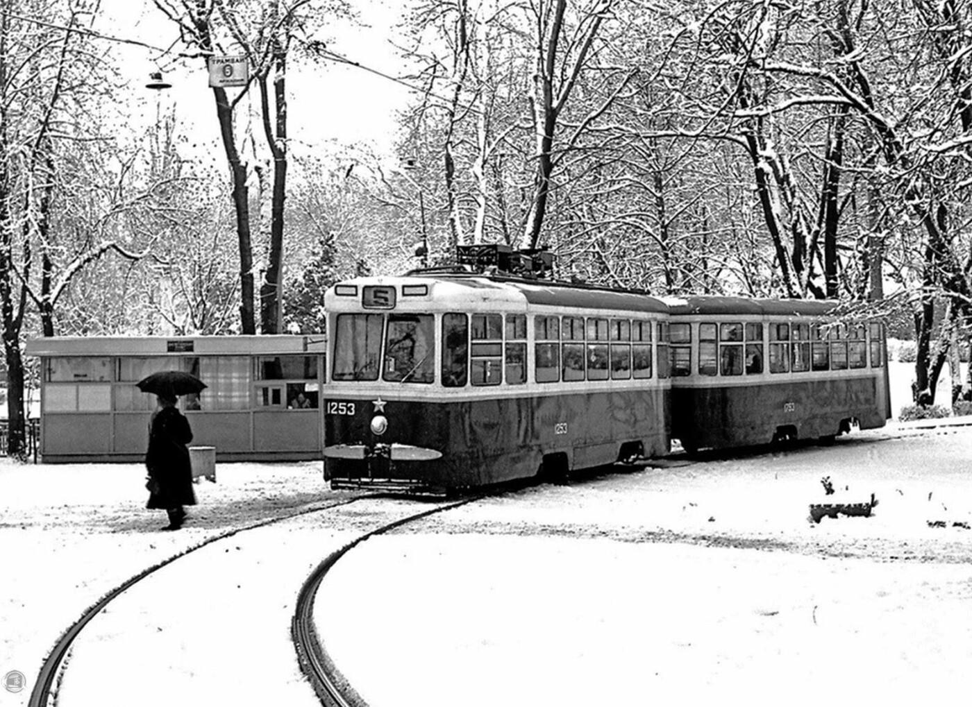 Старая Одесса и трамвайчики: подборка фотографий, сделанных много лет назад, - ФОТО, фото-2