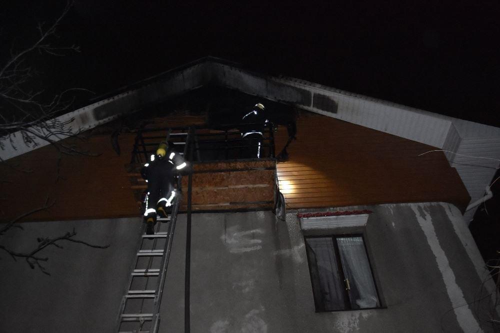 В Одесской области из горящего дома спасли супружескую пару, - ФОТО, фото-1