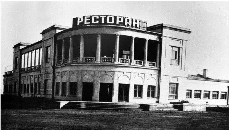 Старая Одесса и рестораны: подборка фотографий, сделанных много лет назад, - ФОТО, фото-5