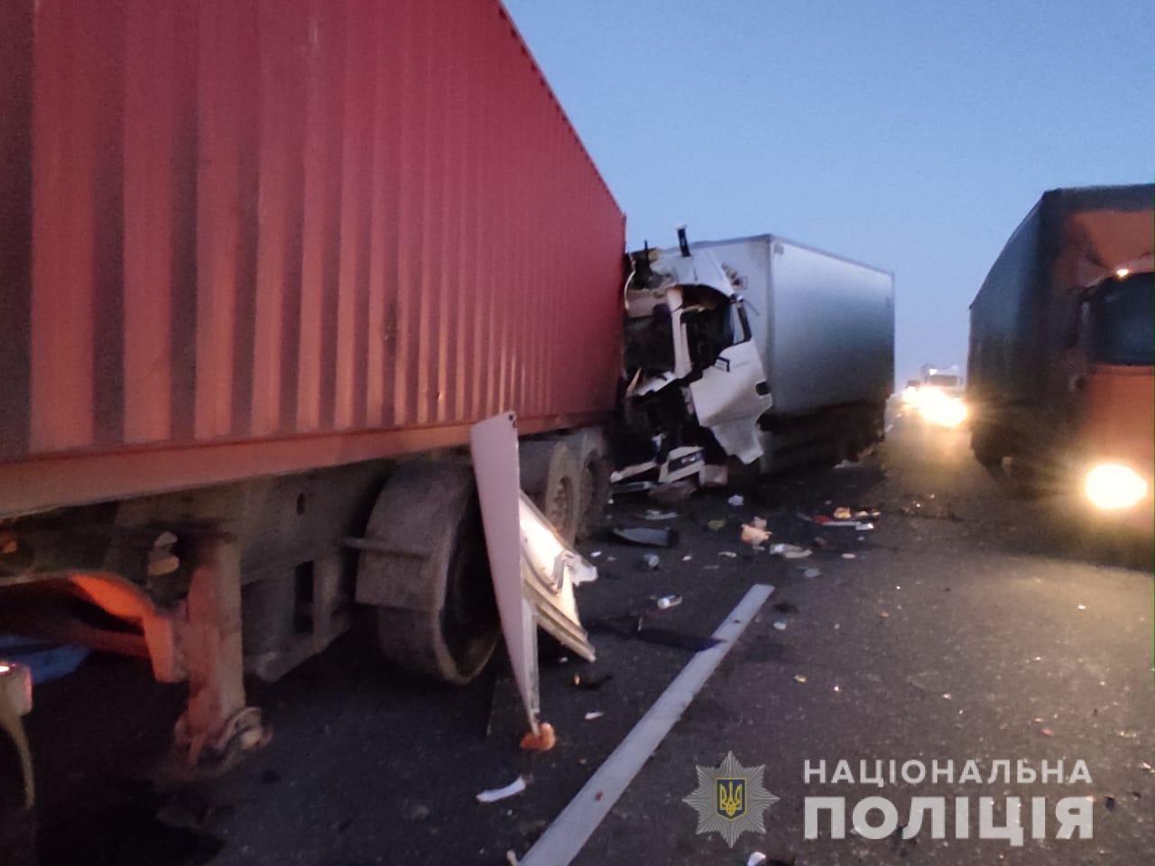 В Одесской области произошло смертельное ДТП, - ФОТО, фото-1