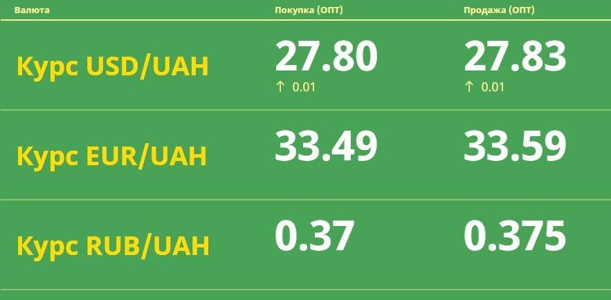 Валюта продолжает падать: курс валют в Одессе на черном рынке, межбанке, в обменниках, фото-2
