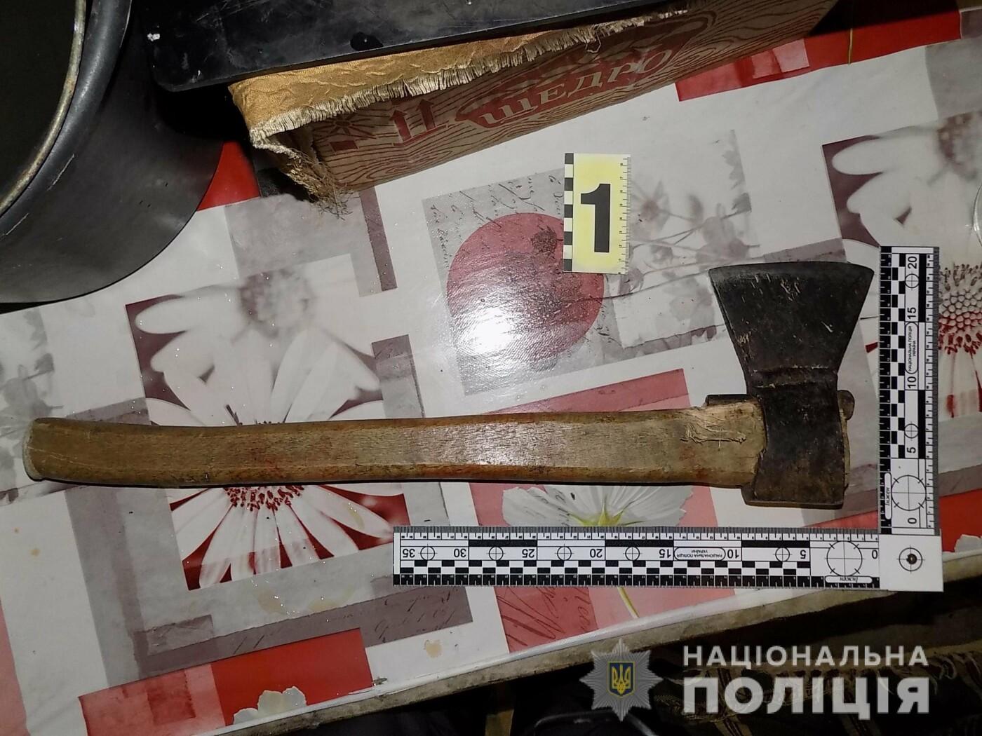 В Одесской области мужчина ударил топором своего отца из-за сигареты, - ФОТО, фото-1