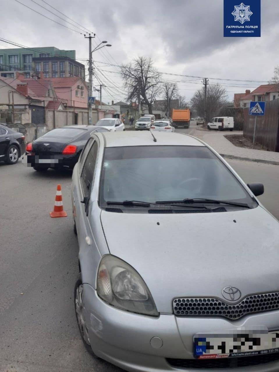 В Одессе автомобиль сбил мужчину на зебре, - ФОТО, фото-1