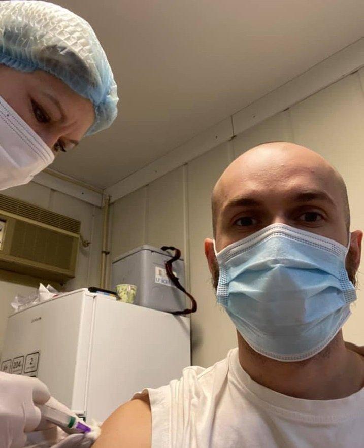 Вакцинация от коронавируса: хирург из Килии и журналисты из Одессы рассказали о своём опыте, - ФОТО, фото-3