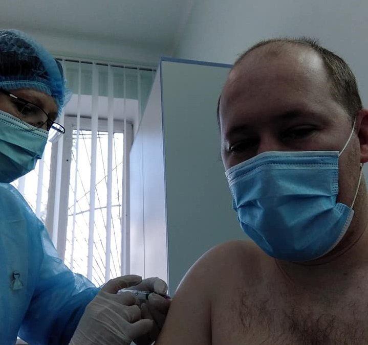 Вакцинация от коронавируса: хирург из Килии и журналисты из Одессы рассказали о своём опыте, - ФОТО, фото-2
