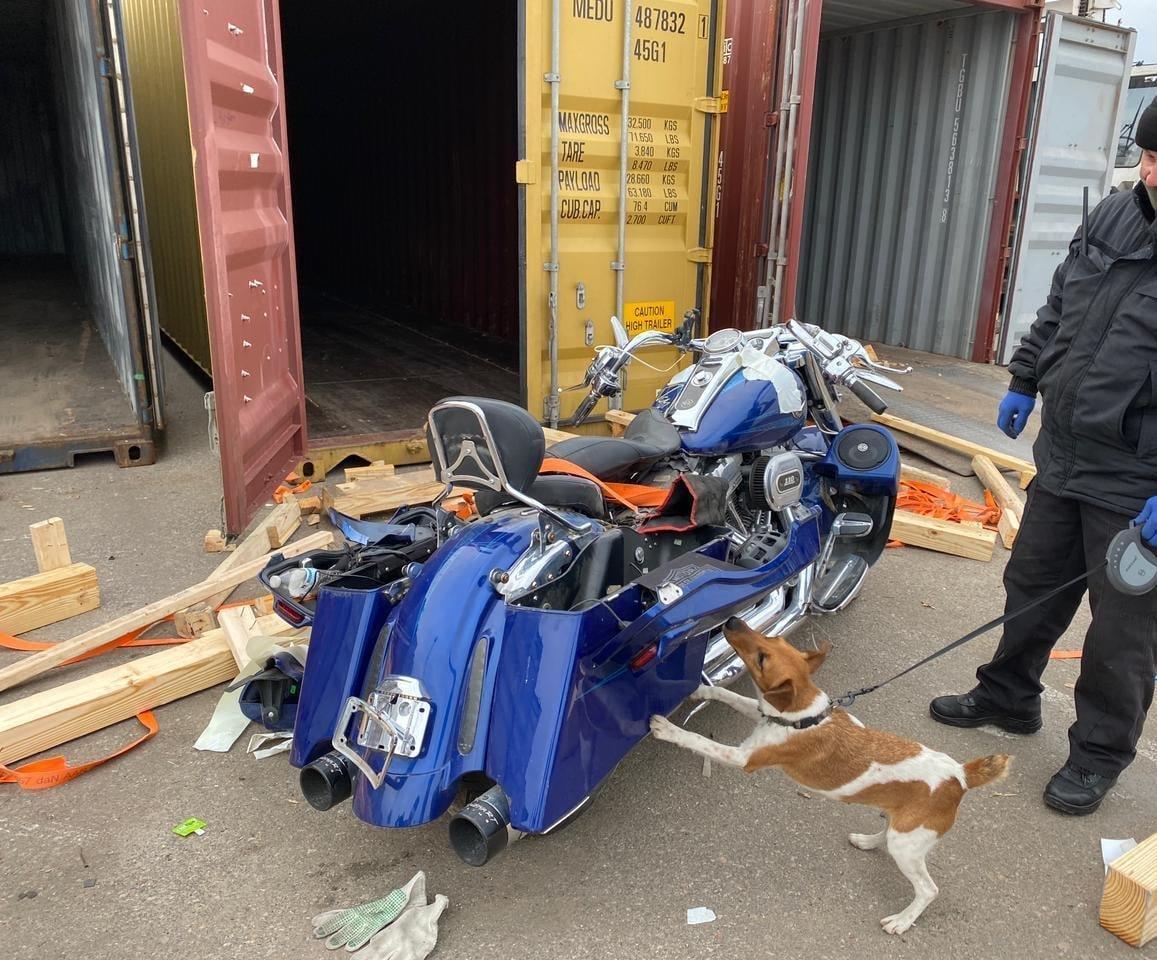 В Одесском и Черноморском портах нашли боеприпасы, - ФОТО, фото-1