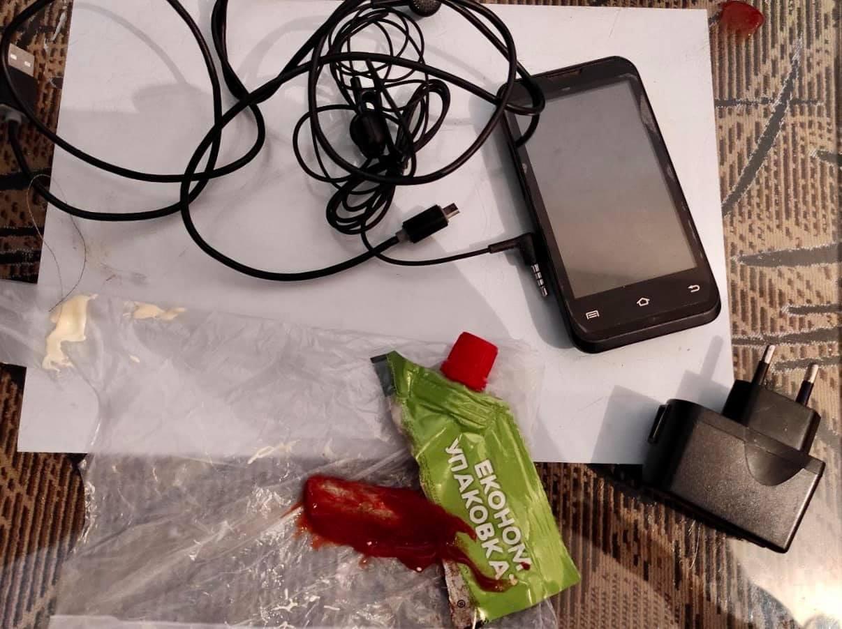 В Одессе заключенному передали наркотики в кетчупе, - ФОТО, фото-2