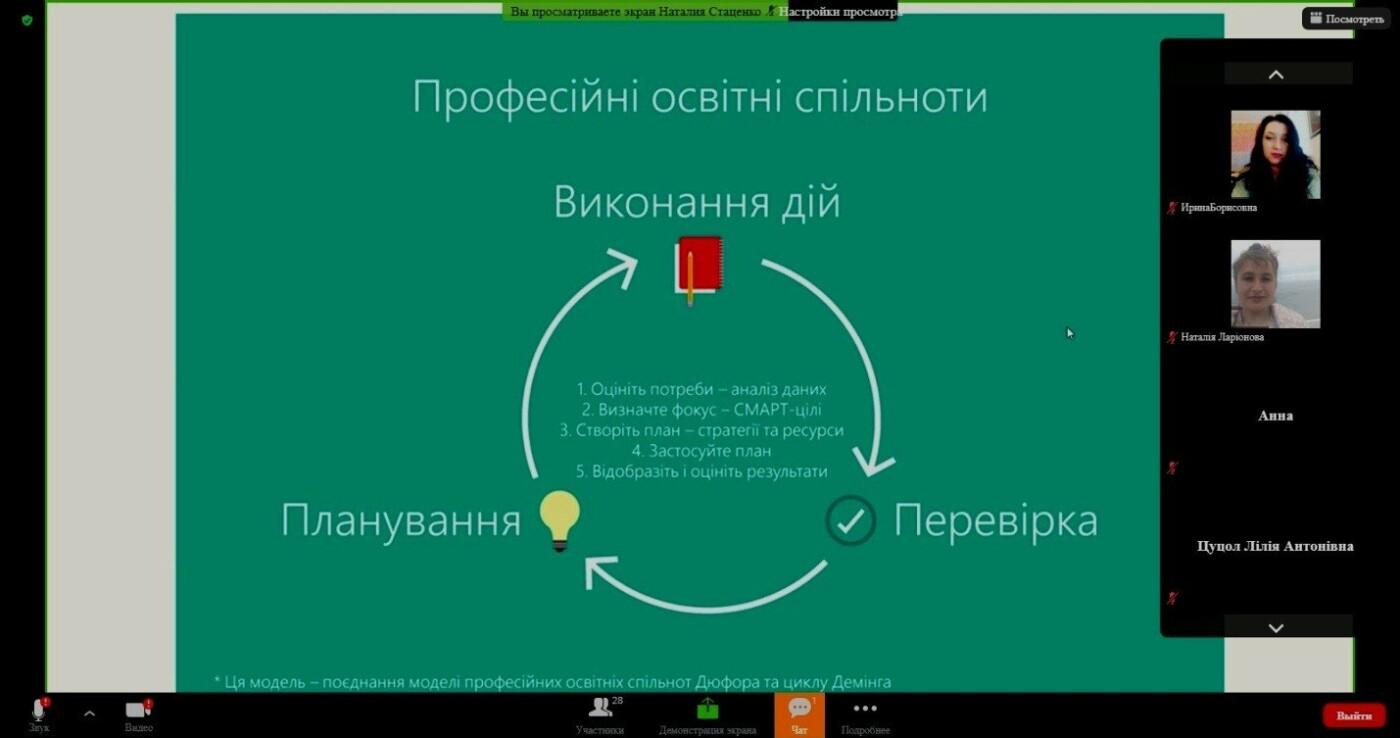 Дистанционное образование: одесским педагогам презентовали онлайн-сервисы, фото-5