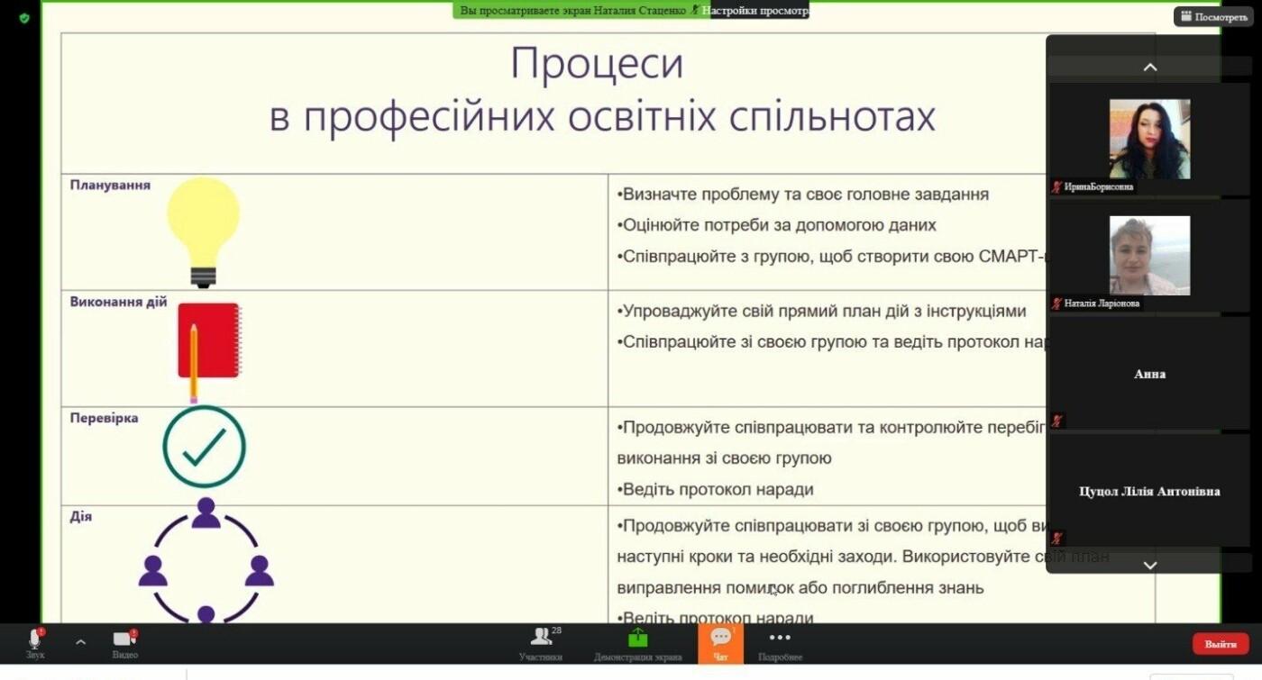 Дистанционное образование: одесским педагогам презентовали онлайн-сервисы, фото-6