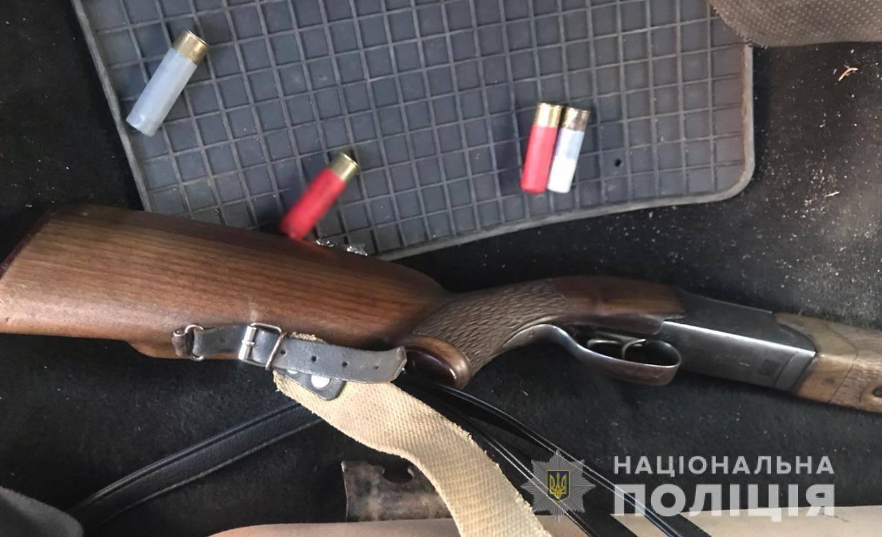 Стрельба в Лиманском: есть погибший и раненный, - ФОТО, ВИДЕО, фото-2