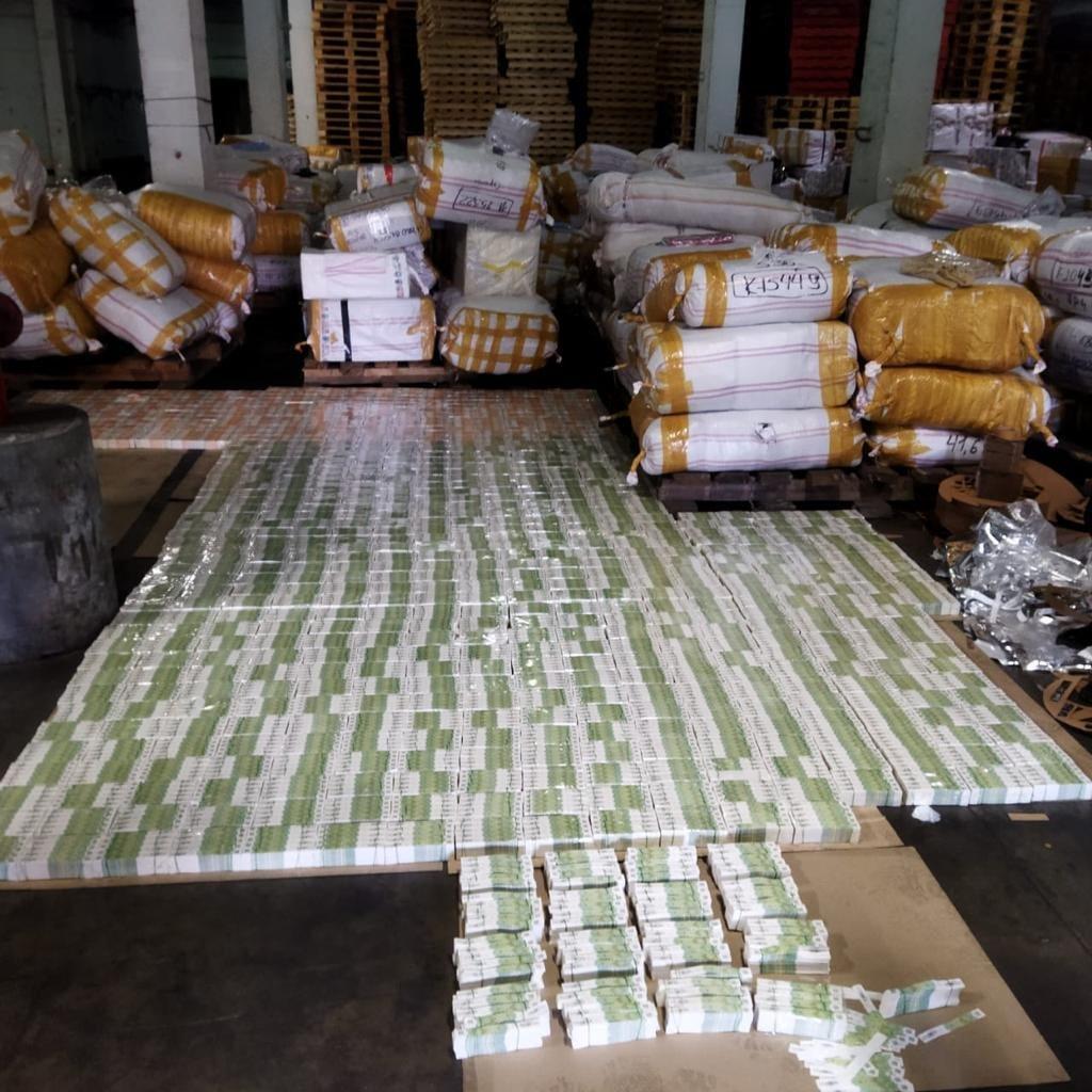 Контрабанда из Турции: в Одесской области обнаружили около 2 миллионов поддельных акцизных марок, - ФОТО, фото-6