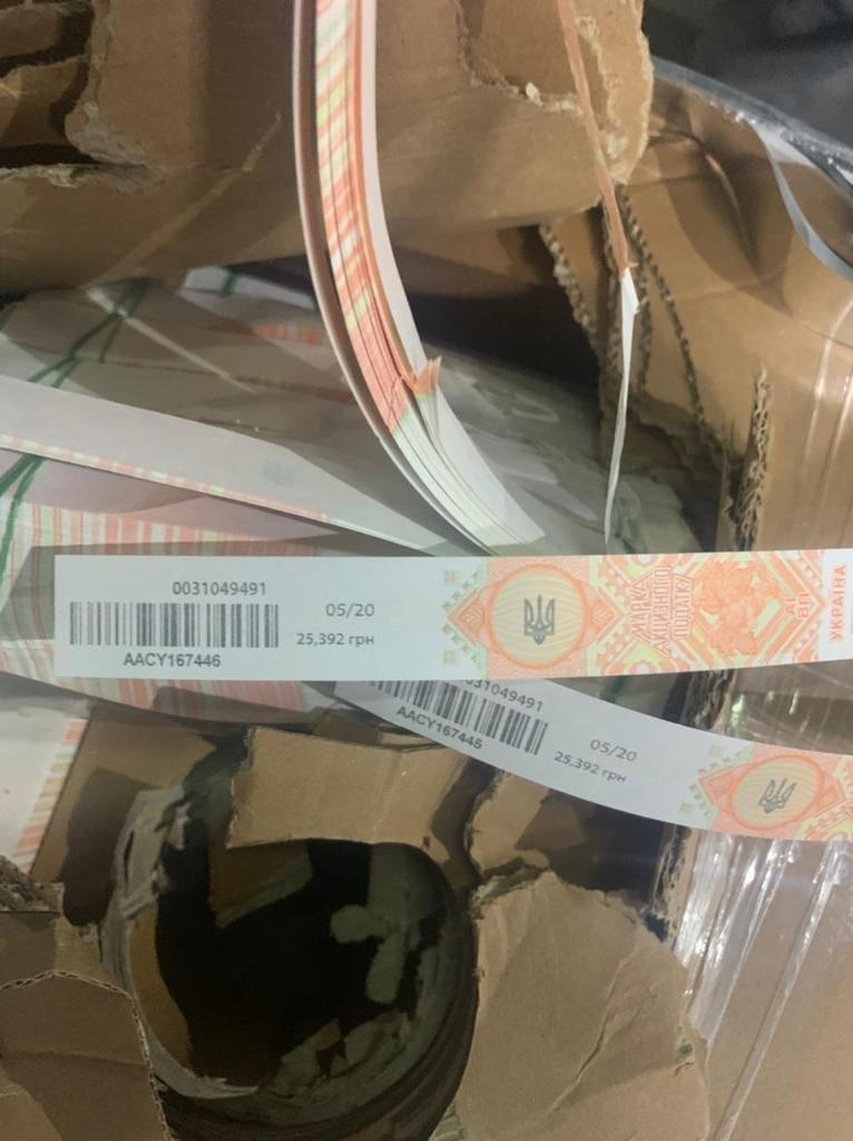 Контрабанда из Турции: в Одесской области обнаружили около 2 миллионов поддельных акцизных марок, - ФОТО, фото-4