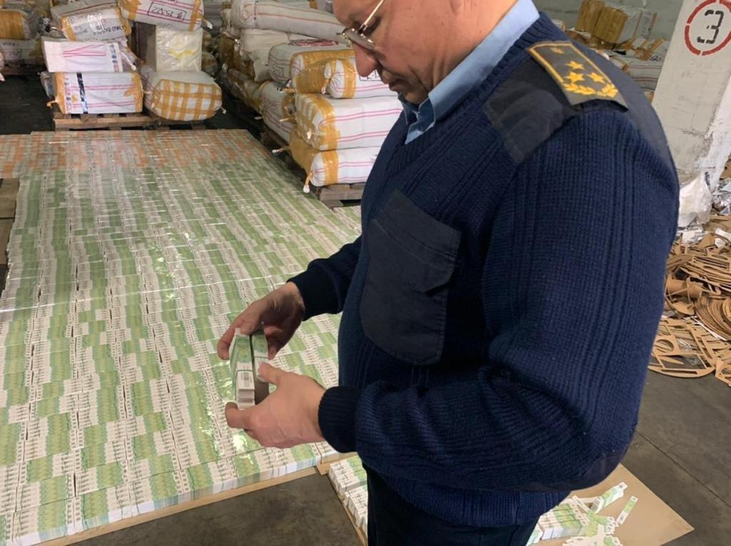 Контрабанда из Турции: в Одесской области обнаружили около 2 миллионов поддельных акцизных марок, - ФОТО, фото-2