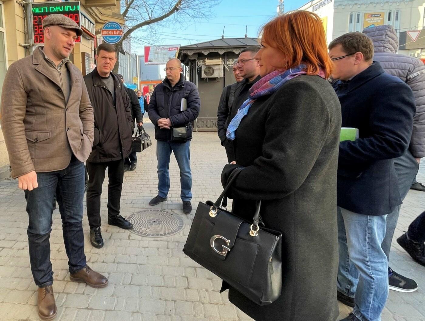 В Одессе приведут в порядок одну из центральных улиц, - ФОТО, ВИДЕО, фото-1