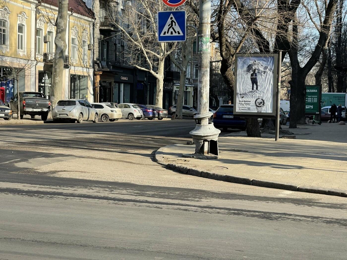 В Одессе приведут в порядок одну из центральных улиц, - ФОТО, ВИДЕО, фото-10