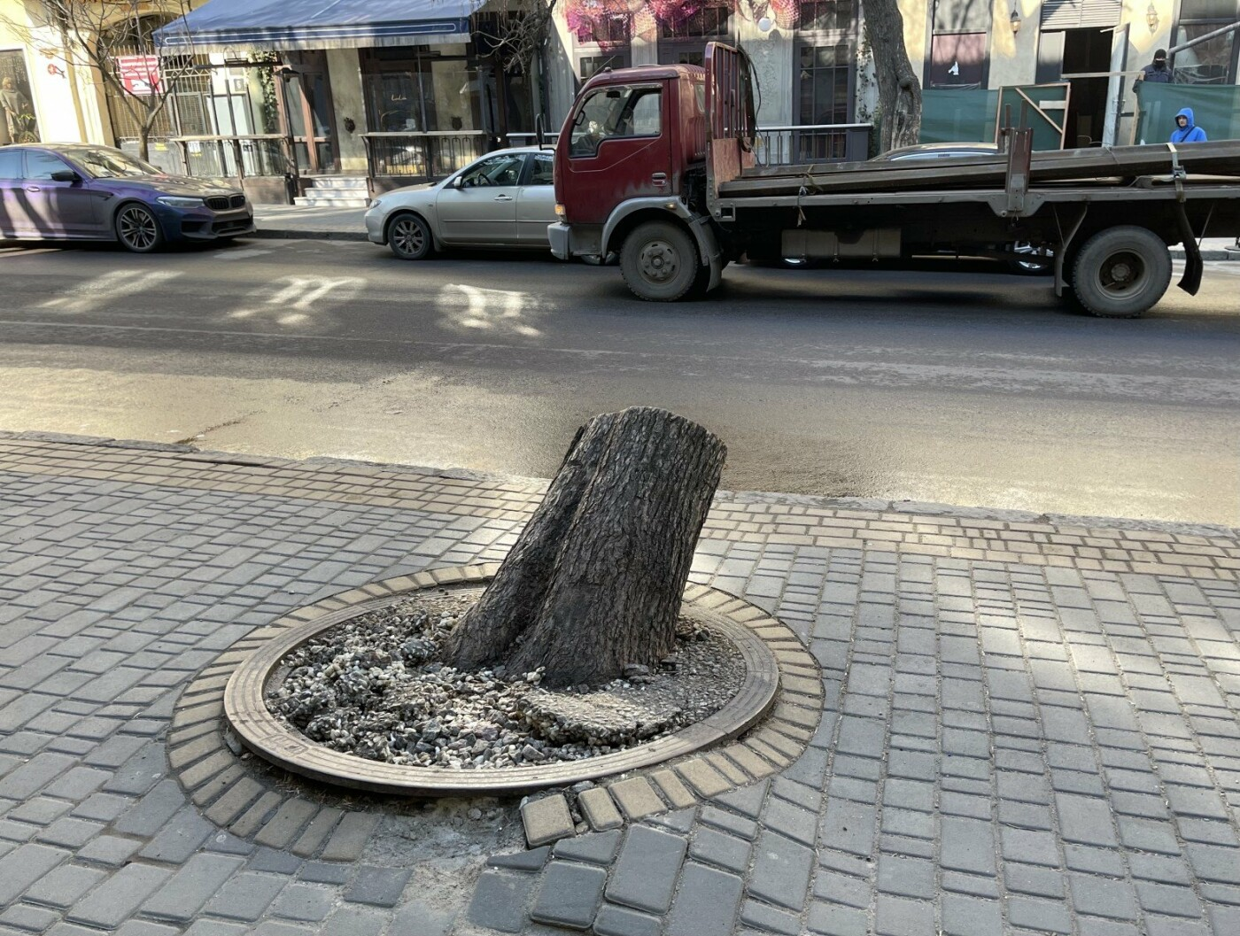 В Одессе приведут в порядок одну из центральных улиц, - ФОТО, ВИДЕО, фото-11
