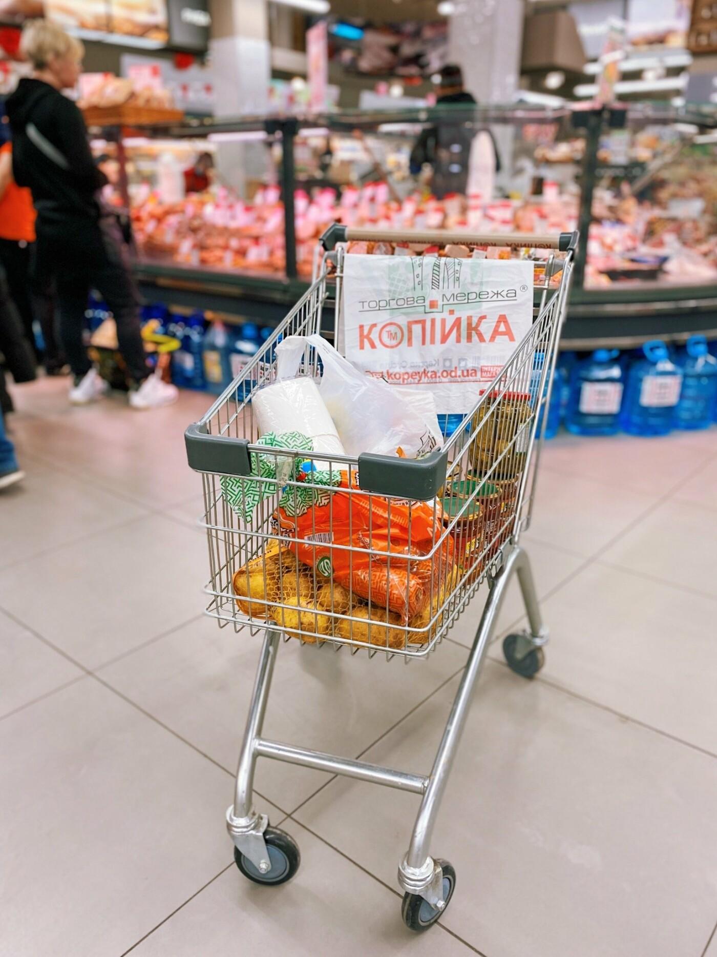 Доставка продуктов питания в Одессе, фото-2