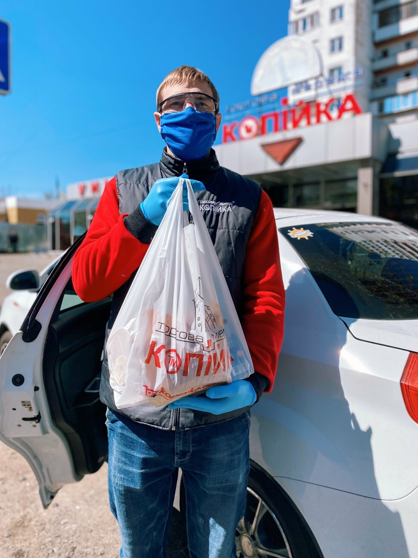 Доставка продуктов питания в Одессе, фото-4