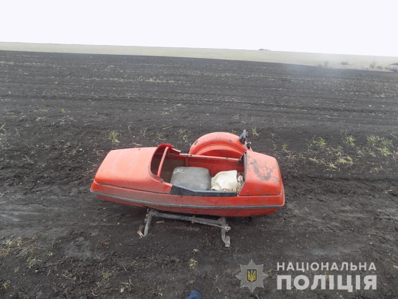 В Одесской области подростку грозит до 8 лет тюрьмы из-за кражи мотоцикла, - ФОТО, фото-3