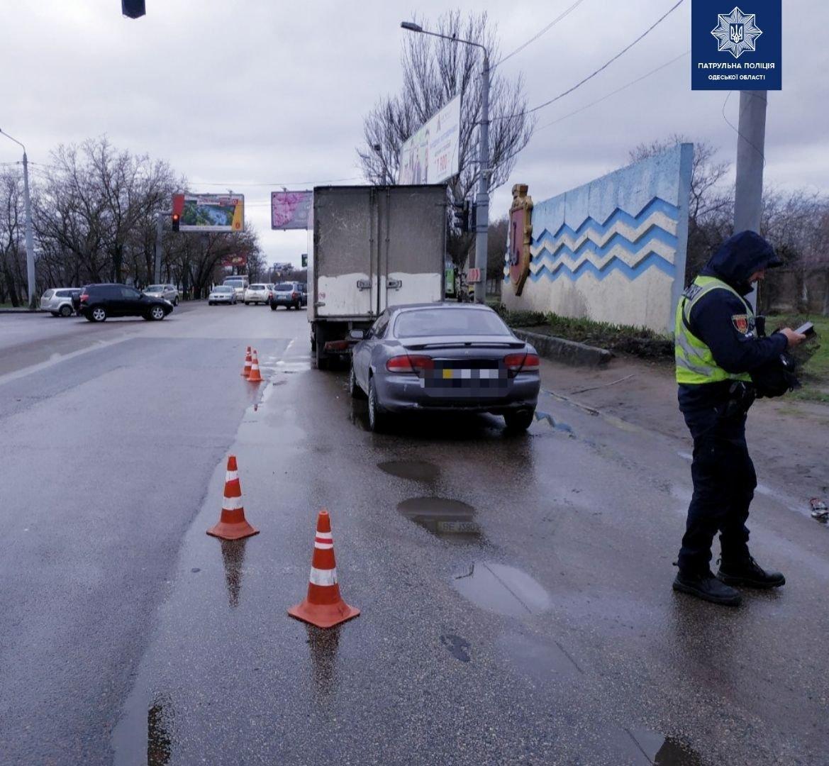 В Одессе на Овидиопольской дороге произошла авария, - ФОТО, фото-3