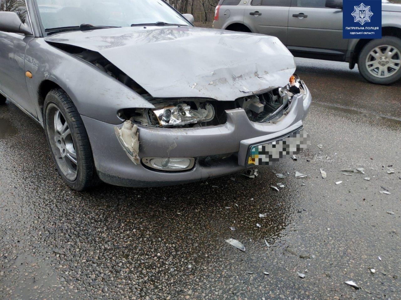 В Одессе на Овидиопольской дороге произошла авария, - ФОТО, фото-2