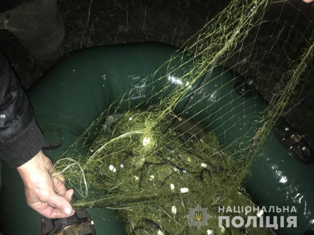 Ловил плотву и густеру: в Одесской области задержали браконьера, - ФОТО, фото-1