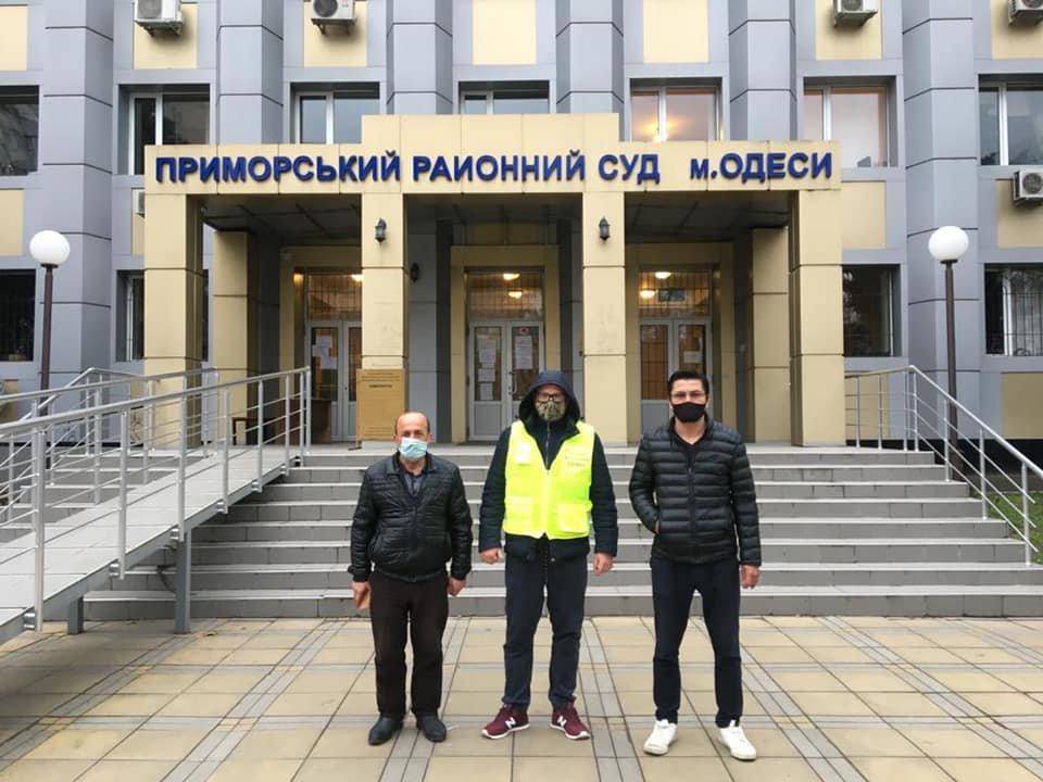 Миграционный рейд на ярмарке в центре Одессы: задержали двоих иностранцев, - ФОТО, фото-1