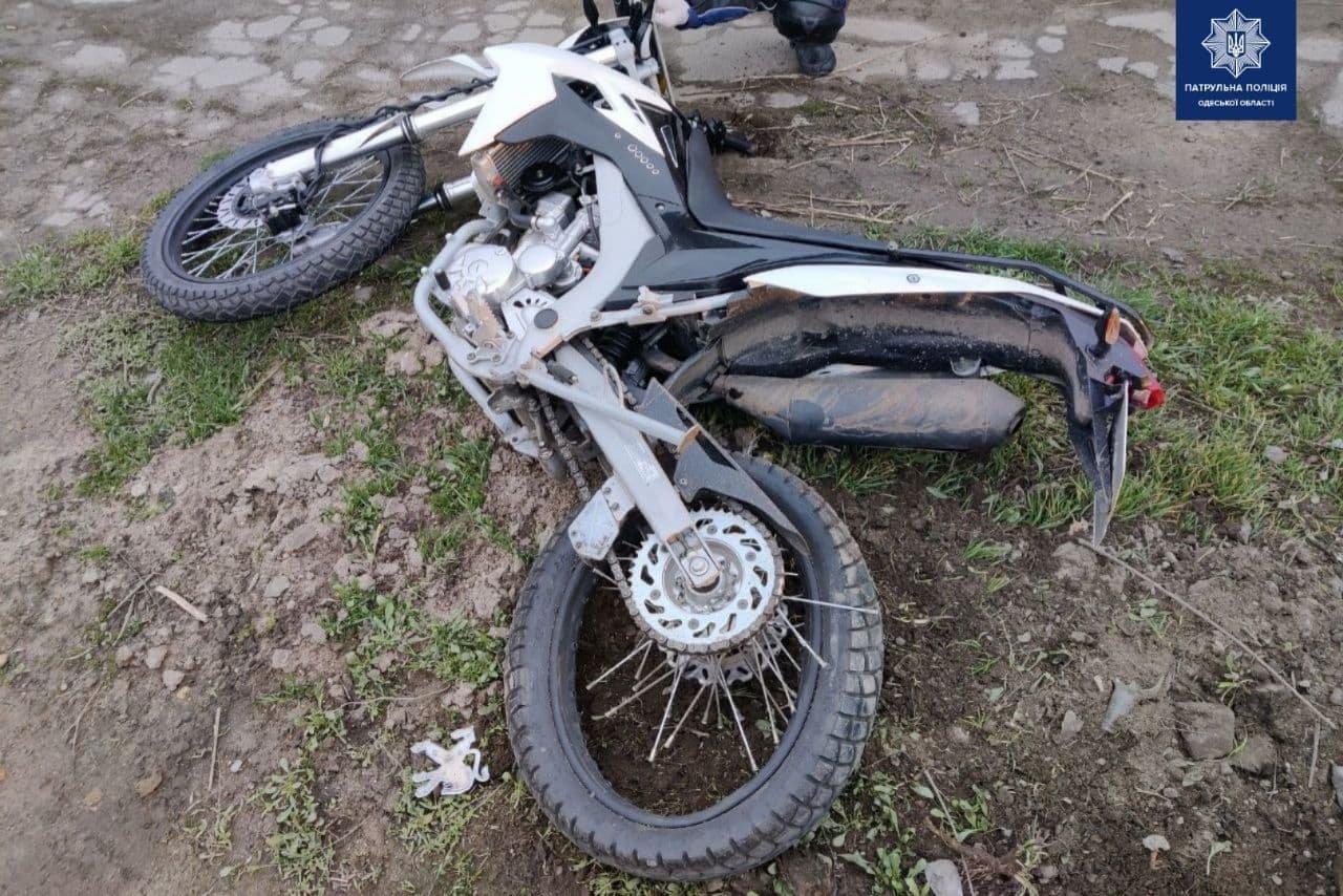 В Одессе в ДТП пострадал мотоциклист, - ФОТО, фото-2