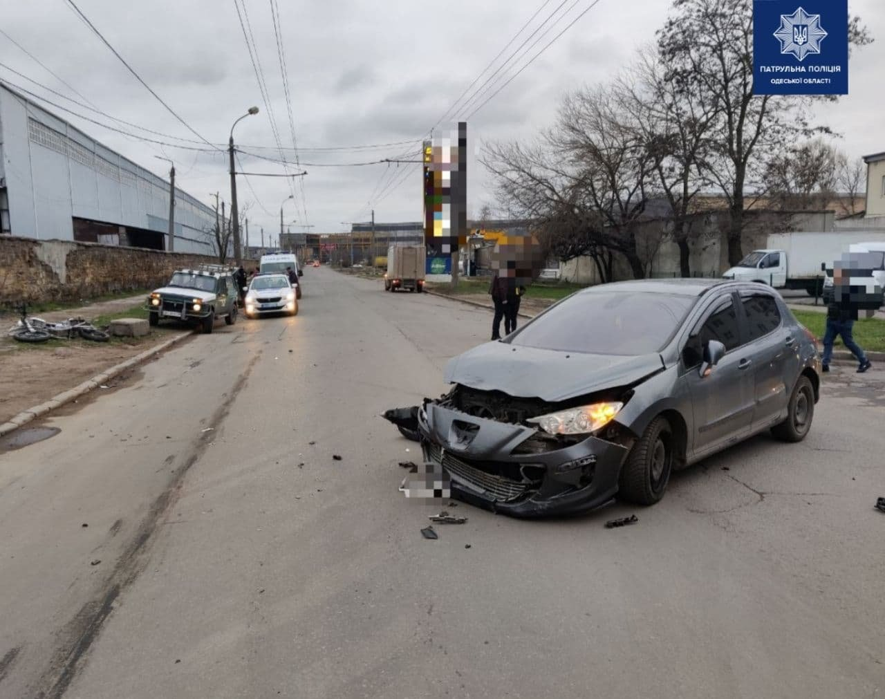 В Одессе в ДТП пострадал мотоциклист, - ФОТО, фото-3